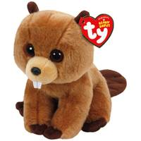 Ty Beanie Baby Reg Richie the Beaver from Blain's Farm and Fleet