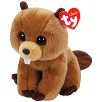 Ty Beanie Baby Med Richie the Beaver from Blain's Farm and Fleet