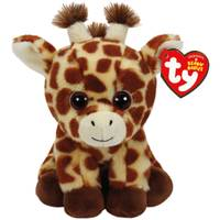 Ty Beanie Baby Regular Peaches the Giraffe from Blain's Farm and Fleet