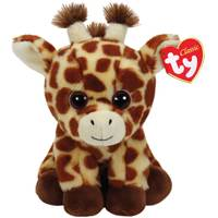 Ty Beanie Baby Med Peaches the Giraffe from Blain's Farm and Fleet