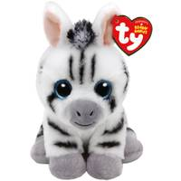 Ty Beanie Baby Regular Stripes the Zebra from Blain's Farm and Fleet