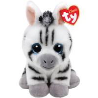 Ty Beanie Baby Medium Stripes the Zebra from Blain's Farm and Fleet