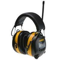 DEWALT Digital AM/FM Radio Earmuffs from Blain's Farm and Fleet
