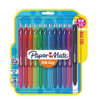 Paper Mate Inkjoy Fashion Gel Pens 12-Pack from Blain's Farm and Fleet