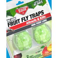 Enoz 2-Pack Fruit Fly Trap from Blain's Farm and Fleet