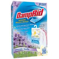 DampRid Lavender Vanilla Hanging Moisture Absorber from Blain's Farm and Fleet