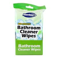 Powerhouse Non-Abrasive Bathroom Cleaner Wipes from Blain's Farm and Fleet