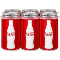 Coca-Cola 6-Pack Cans from Blain's Farm and Fleet