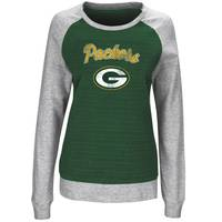 NFL Misses Green Bay Packers Pullover Crew Sweatshirt from Blain's Farm and Fleet