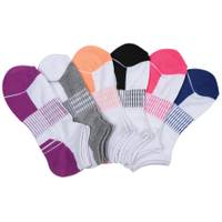 Huffman Hosiery Women's No Show Tech Socks - 6 Pairs from Blain's Farm and Fleet