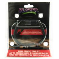 Blazer International Quick Connect Plug Set from Blain's Farm and Fleet