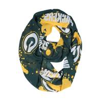 All Star Sports Green Bay Packers Silky Infinity Scarf from Blain's Farm and Fleet