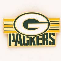WinCraft Green Bay Packers Logo Pin from Blain's Farm and Fleet