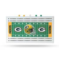 Rico Industries Green Bay Packers Field Cribbage Board from Blain's Farm and Fleet