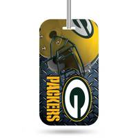 Rico Industries Green Bay Packers Team Luggage Tag from Blain's Farm and Fleet