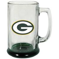 The Memory Company Green Bay Packers Highlight Glass Stein from Blain's Farm and Fleet