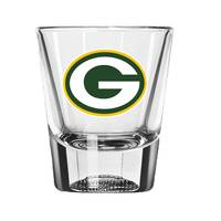 The Memory Company Green Bay Packers Shot Glass from Blain's Farm and Fleet
