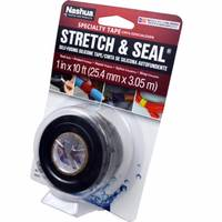 Nashua Tape Products Black Stretch & Seal Tape from Blain's Farm and Fleet