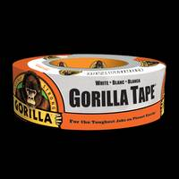 Gorilla White Gorilla Tape from Blain's Farm and Fleet