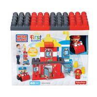 Mega Bloks First Builders Rescue Squad from Blain's Farm and Fleet