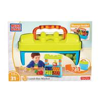 Mega Bloks Lunch Box Market from Blain's Farm and Fleet