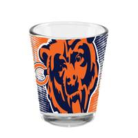 The Memory Company Chicago Bears Shot Glass from Blain's Farm and Fleet