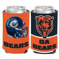 WinCraft Chicago Bears Slogan Can Cooler from Blain's Farm and Fleet