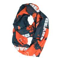 All Star Sports Chicago Bears Silky Infinity Scarf from Blain's Farm and Fleet