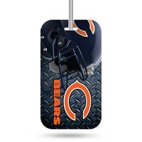 Rico Industries Chicago Bears Team Luggage Tag from Blain's Farm and Fleet