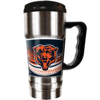 Great American Products Chicago Bears Champ Travel Tumbler from Blain's Farm and Fleet