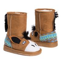 Muk Luks Kids' Scout The Horse Slippers from Blain's Farm and Fleet