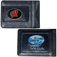 Siskiyou Wisconsin Badgers Cash & Card Holder from Blain's Farm and Fleet