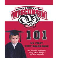 Michaelson Entertainment Wisconsin Badgers 101 Book from Blain's Farm and Fleet