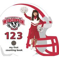Michaelson Entertainment Wisconsin Badgers 123 Book from Blain's Farm and Fleet