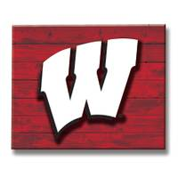 NCAA Wisconsin Badgers Lit Wall Decor from Blain's Farm and Fleet
