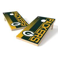 Wild Sports Green Bay Packers Authentic Cornhole Set from Blain's Farm and Fleet