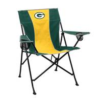 Logo Chairs Green Bay Packers Pregame Chair from Blain's Farm and Fleet
