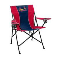 Logo Chairs St. Louis Cardinals Pregame Chair from Blain's Farm and Fleet