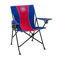 Logo Chairs Chicago Cubs Pregame Camping Chair from Blain's Farm and Fleet
