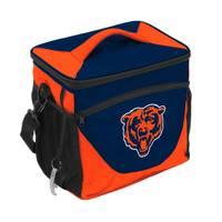 Logo Chairs Chicago Bears 24 Can Cooler from Blain's Farm and Fleet