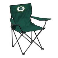Logo Chairs Green Bay Packers Quad Chair from Blain's Farm and Fleet