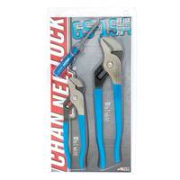 Channellock 2-Piece Tongue & Groove Screwdriver Set from Blain's Farm and Fleet
