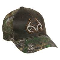 Outdoor Cap Brown & Realtree Xtra Green Mesh Back Cap from Blain's Farm and Fleet