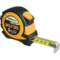 Komelon 26' Self-Lock Evolution Inch & Meter Tape Measure from Blain's Farm and Fleet