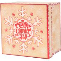 Lindy Bowman, Co. Kraft Square with Hot Stamp Box - Size 1 Assortment from Blain's Farm and Fleet