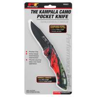 Performance Tool The Kampala Camo Pocket Knife from Blain's Farm and Fleet