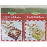 Mazel Company Square Cookie Boxes Assortment from Blain's Farm and Fleet