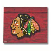Team Sports America Chicago Blackhawks Wall Decor from Blain's Farm and Fleet