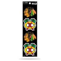 Rico Industries Chicago Blackhawks Quad Decal from Blain's Farm and Fleet