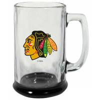 The Memory Company Chicago Blackhawks Highlight Glass Stein from Blain's Farm and Fleet